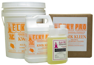 Picture of Elky Pro Kwik Kleen No Rinse Neutral Cleaner