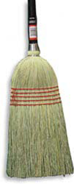 Picture of Elky Pro 100% Corn Janitor Broom 6 Pack