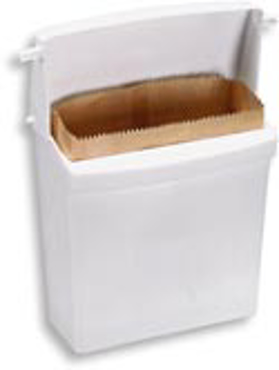 Picture for category Sanitary Napkin Receptacles and Liners
