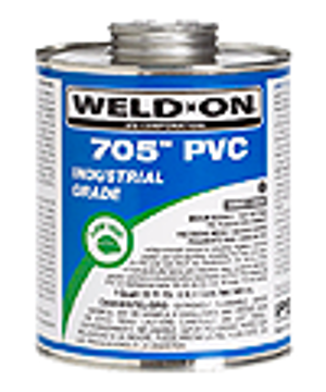 Picture of IPS WELD-ON® 705™ PVC Cement - 1 Pint