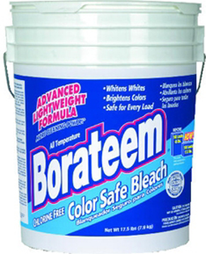 Picture of Borateem® Color Safe Bleach - 17.5 lb Pail