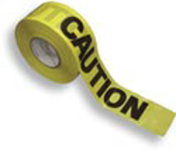 Picture of Caution Barricade Tape