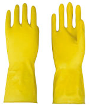 Picture of Natural Latex Rubber Gloves