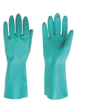 Picture of Nitrile Heavy Duty Gloves