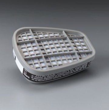 Picture of 3M™ Organic Vapor Cartridge 6001
