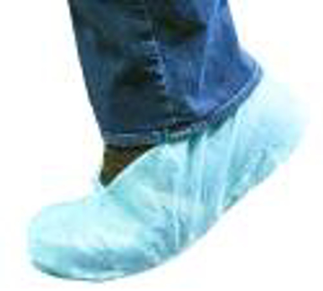 Picture of Elky Pro Polypropylene Shoe Covers, Large, 100/Pkg