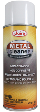 Picture of Claire Metal Cleaner and Tarnish Remover