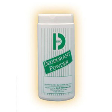 Picture of Big D Deodorant Powder