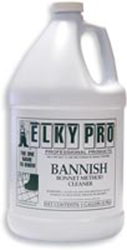 Picture of Elky Pro Bannish Bonnet Method Cleaner