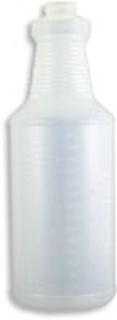 Picture of 32oz Plastic Bottle with Graduations