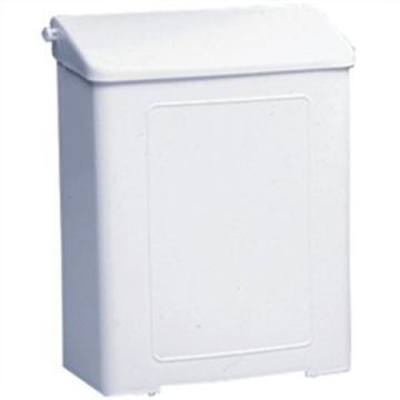 Picture of Safe-Use® Plastic Sanitary Napkin Receptacle