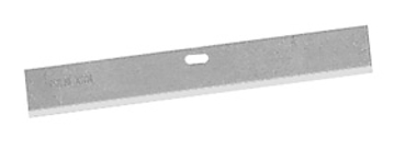 "Picture of 4"" Replacement Heavy Duty Scraper Blades"