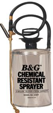 Picture of B&G Chemical Resistant Stainless Steel Sprayer