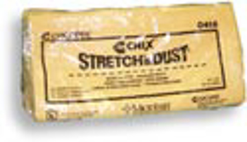 """Picture of Chicopee Stretch .n Dust Dusters, Cloth - 23-1/4"""" x 24"""", Orange/Yellow - 20 Count"""
