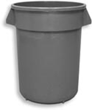 Picture of Huskee Round Receptacle - 44 Gallons