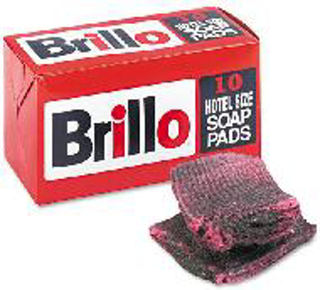 Picture of Brillo Soap Pads Hotel Size - 10 Count
