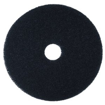 "Picture of 13"" 3M Black Stripper Pads 7200"