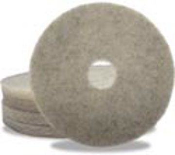 "Picture of 17"" Natural Hair Elky Pro Burnishing Pad"