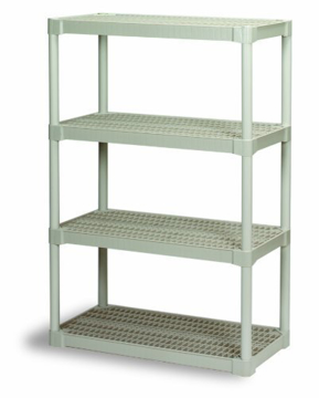 Picture of Continental Ventilated Storage Shelves