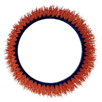 "Picture of Oreck 12"" Orange Scrubbing Brush"