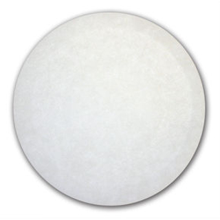 "Picture of 12"" White Oreck Polishing Pad"