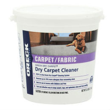 Picture of Oreck Dry Carpet® Cleaning Powder