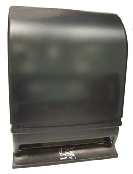 Picture of ClearVu Push Bar Roll Towel Dispenser