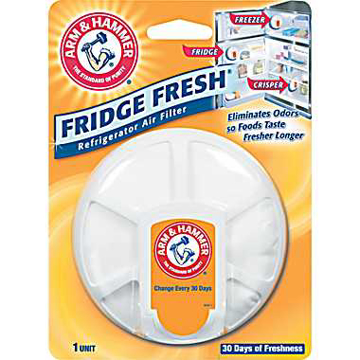 Picture of Arm & Hammer Fridge Fresh Refrigerator Air Filter