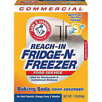 Picture of Arm & Hammer Fridge N' Freezer Odor Absorber