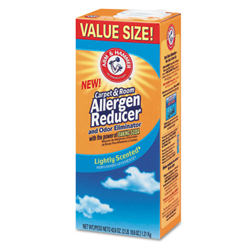 Picture of Arm & Hammer Carpet & Room Allergen Reducer & Odor Eliminator