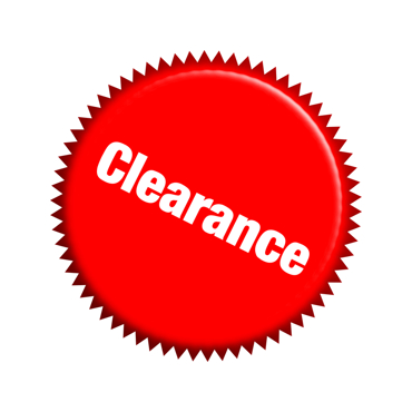 Picture for category Clearance & Overstock
