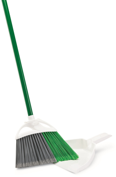Picture of Libman Precision Angle Broom with Dustpan