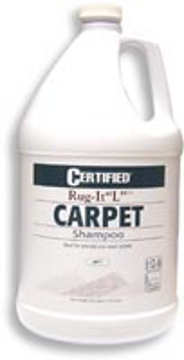 "Picture of Certified Rug-It ""L"" Carpet Shampoo"