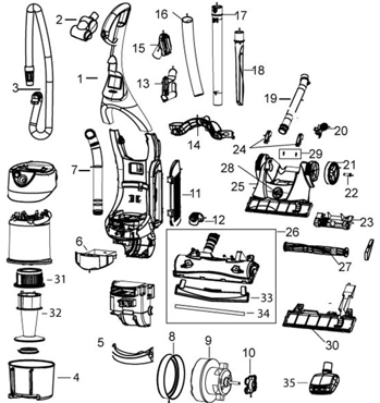 Picture for category Other Bissell Parts