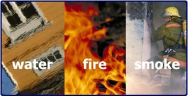 Picture for category Fire, Smoke, and Flood Restoration