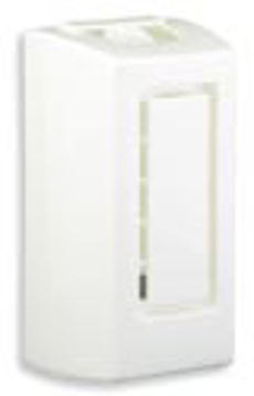 Picture of Big D Plastic Mini Deodorant Wall Cabinet