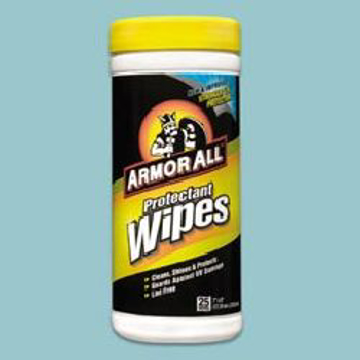 Picture of Armor All Protectant Wipes