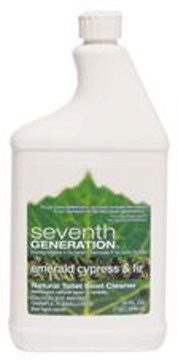 Picture of Emerald Cypress & Fir Natural Toilet Bowl Cleaner