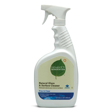 Picture of Seventh Generation Natural Glass & Surface Cleaner - 32oz Trigger
