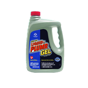 Picture of Clorox Commercial Solutions Heavy Duty Liquid-Plumr Gel Clog Remover - 80oz