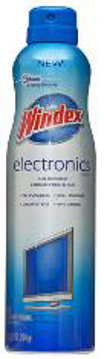 Picture of Windex® Electronics - Aerosol 9.7 ounces