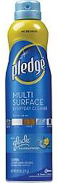 Picture of Pledge® Multi Surface Everyday Cleaner, Glade® Rainshower®