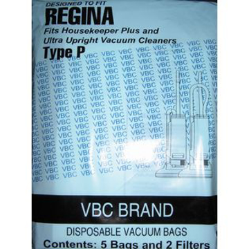 Picture of Regina Paper Bags - Type P - Made-to-Fit
