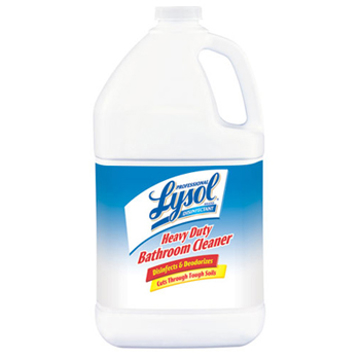Picture of Professional LYSOL® Brand Disinfectant Heavy-Duty Bathroom Cleaner - 1-Gallon