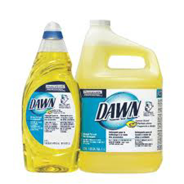 Picture of Dawn® Manual Pot and Pan Detergent, Lemon Scent