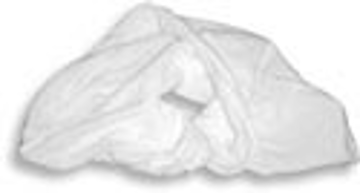 Picture of 100% Cotton White Cloth Rag
