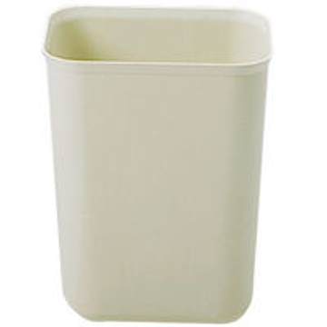 Picture of Rubbermaid Fire Resistant Wastebasket, 7-Quart