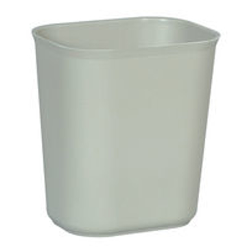 Picture of Rubbermaid Fire Resistant Wastebasket, 14-Quart