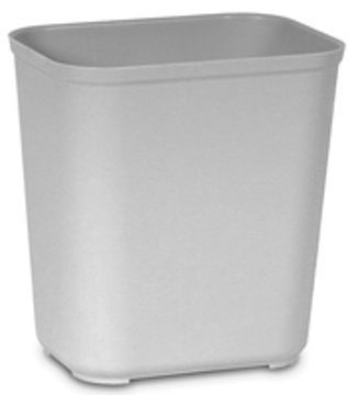Picture of Rubbermaid Fire Resistant Wastebasket, 28-Quart