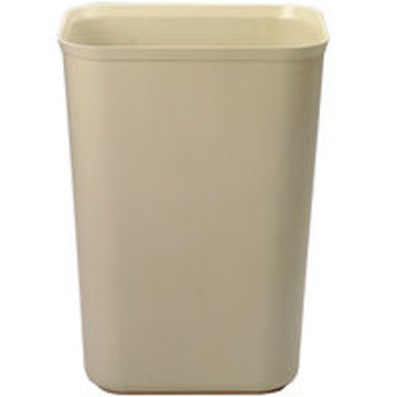 Picture of Rubbermaid Fire Resistant Wastebasket, 40-Quart